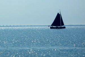 Kalme zee (sonnet)